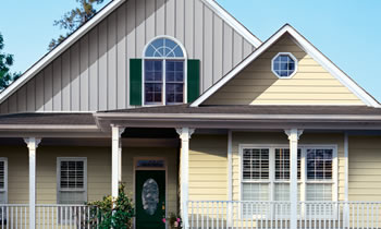 vinyl siding installation Kansas City